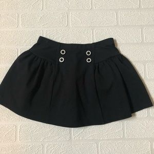 Gymboree Black Skirt